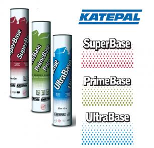 Подкладочный ковер Katepal Prime Base Super Base Ultra Base