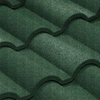Metrotile Romana зеленый