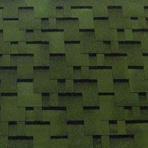 Гибкая черепица Tegola (Тегола) - TOP SHINGLE Футуро Зеленый