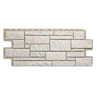 Панель Tecos натуральный камень белый