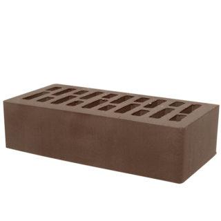 Кирпич Тербунский гончар корица (шоколад) гладкий 250x120x65