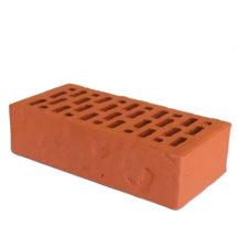 Керамический кирпич BRAER красный ретро 250x120x65