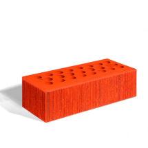 Керамический кирпич Керма красный бархат 250x85x65