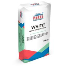 Клеевая смесь Perel White 0317
