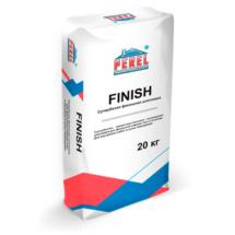 Супербелая финишная шпатлевка Perel Finish 0655