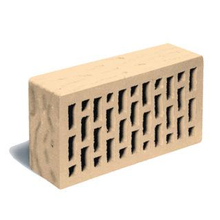 Кирпич лицевой пшеничный рустик ЛСР (RAUF Fassade) 250x120x65