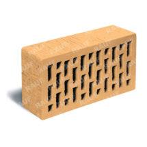 Кирпич лицевой соломенный тростник ЛСР (RAUF Fassade) 250x120x65