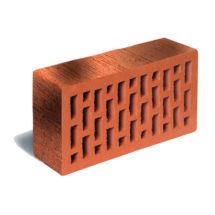 Кирпич лицевой красный флэшинг тростник ЛСР (RAUF Fassade) 250x120x65