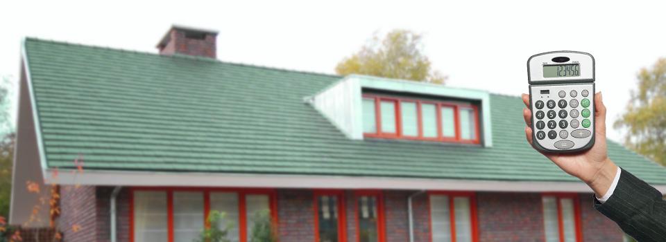 Калькулятор расчёта площади двухскатной крыши поможет Вам узнать интересующие Вас расчеты